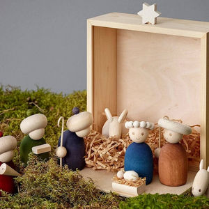 Aarikka - seimi - Crèche De Noël