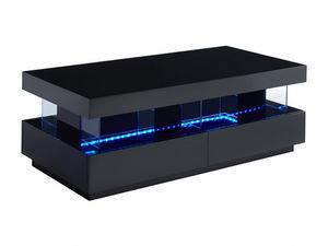 Vente-Unique.com - table basse fabio - Table Basse Rectangulaire