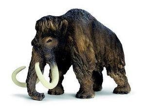 Schleich - mammouth - Figurine Enfant