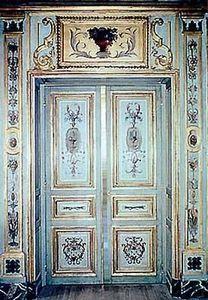 Christian Pingeon / Art Tradition Antiques -  - Porte De Communication Pleine