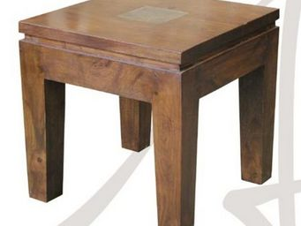 Wildwood Trading -  - Table Basse Carrée