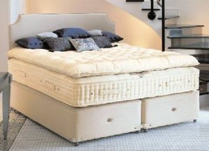 The Windsor Bed Company -  - Lit Double