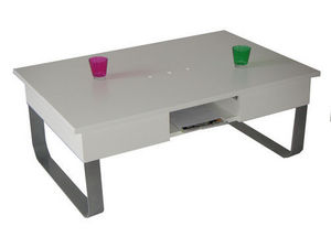 RUBBENS DESIGN - table apéro dinatoire - Table Basse Relevable