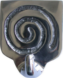 L'AGAPE - crochet spirale - Patère