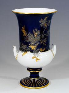 Meissen -  - Vase À Fleurs