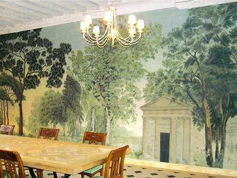 Iksel - italian panoramique - Papier Peint Panoramique