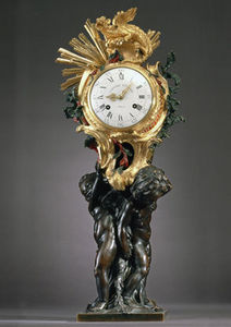 Didier Aaron (New York) -  - Horloge À Poser