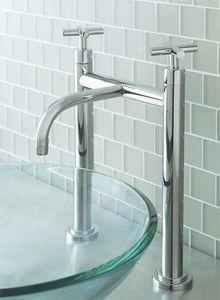 SIGMA Faucets - 1400 series vessel pillar faucet - Mélangeur Lavabo 2 Trous
