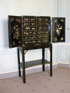 Sibyl Colefax & John Fowler Antiques -  - Cabinet