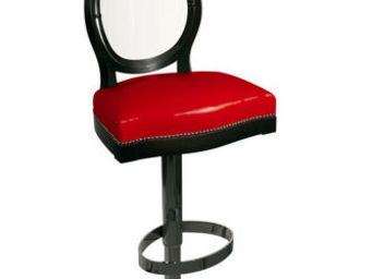Etc Creations - chaise bar cul de jatte - Chaise Haute De Bar