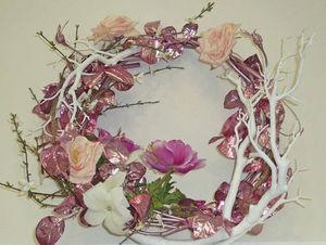 Trousselier -  - Couronne De Fleurs