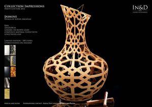In&D - jasmine - Vase � Fleurs