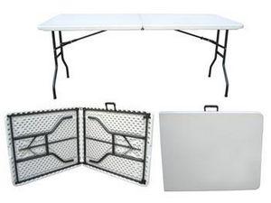 PEREL -  - Table Pliante
