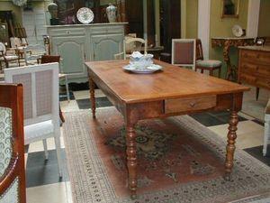 Antiquités NANINCK et LENGAIGNE -  - Table De Repas Rectangulaire