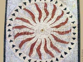 Sienna Mosaica -  - Mosaïque