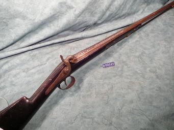 LE HUssARD - fusil de chasse monocoup pirmet - Carabine Et Fusil