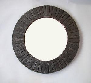 NICOLAS DESBONS - rond - Miroir