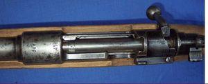 Cedric Rolly Armes Anciennes - fusil mauser k98k duv 41 - Carabine Et Fusil