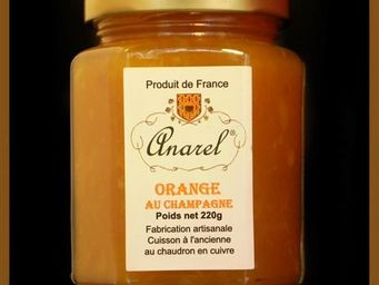 ANAREL - orange - Confiture