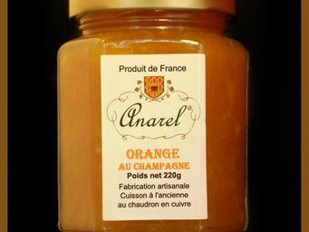 ANAREL - orange - Confiture
