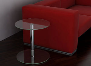swanky design - spago side table - Bout De Canap�