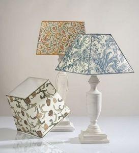L'Atelier de l'Abat-Jour - décor ancien - Lampe À Poser