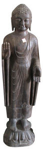 Asian-Decoration -  - Statue