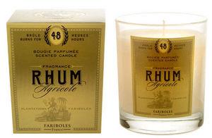 Fariboles - rhum agricole 185g - Bougie Parfum�e