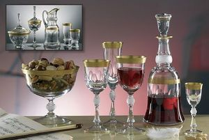 Moravské sklárny Kvetná s.r.o. -  - Carafe À Vin