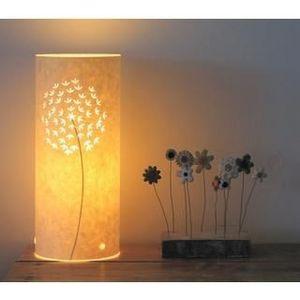 Decogalerie - allium petite lampe de table - Lampe À Poser