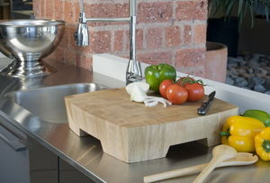 CHABRET - billot design studio qooq - Billot De Cuisine