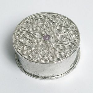 Glover & Smith Designs - anglo saxon boxes - Coffret À Bijoux