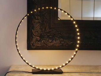 LE DEUN LUMINAIRES -  - Lampe À Poser