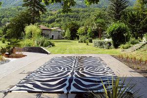Tiki concept - couverture à barres - Couverture De Piscine D'hiver