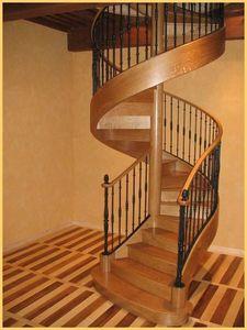ESCALIERS GRANDJEAN -  - Escalier Hélicoïdal