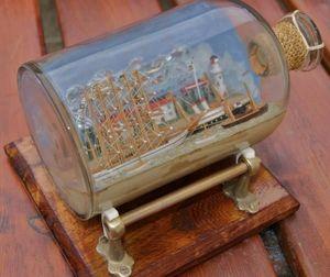 La Timonerie Antiquit�s marine -  - Diorama