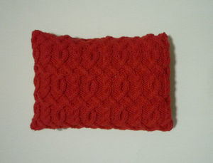 Y.KNOT -  - Coussin Cale Dos
