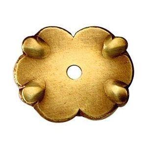 FERRURES ET PATINES - rosace de meuble en laiton pour commode, table, bu - Rosace De Porte