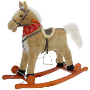 La Chaise Longue -  - Cheval À Bascule