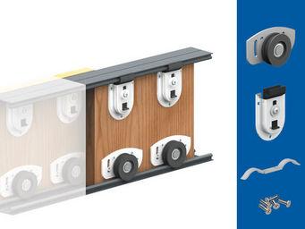 Wimove - kit garniture pour 1 porte ares 2 - Motorisation Pour Porte D'int�rieur