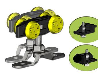 Wimove - kit monture pour ensemble herkules - Motorisation Pour Porte D'int�rieur