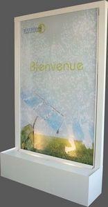 Olikid - mur d'eau - Fontaine D'int�rieur