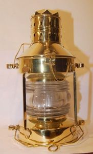 Mobildoc -  - Lampe À Pétrole
