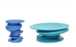 ROCHE BOBOIS - sismic - Table Basse Forme Originale