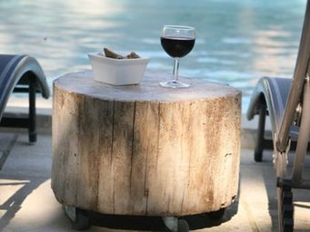 Concepts by catherine -  - Table Basse De Jardin
