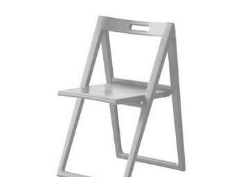 PEDRALI - pedrali - chaise pliante enjoy - pedrali - blanc - Chaise Pliante