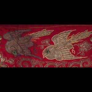 Expertissim - broderie chinoise de la fin du xixe siècle - Broderie