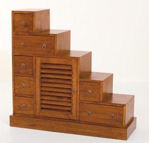 LOTUSEA - manado 1 - Meuble Escalier