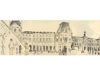 IN CREATION - carnet de voyages - - Panneau D�coratif