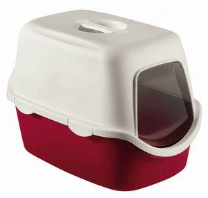 ZOLUX - maison de toilette cathy avec filtre anti-odeurs 5 - Niche